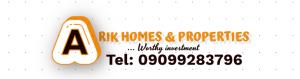 Arik Homes And Properties