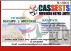 Cassests Emporium Nigeria Limited