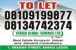 Versed Global Services Limited