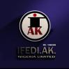 Ifedi Ak Homes